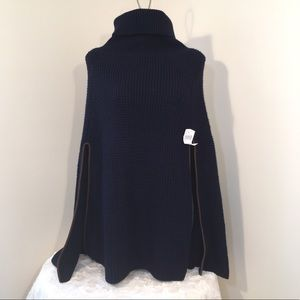 New Ralph Lauren cape sweater 🔥